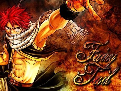 Fairy Tail tv show photo