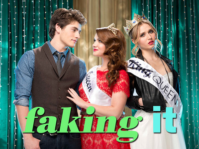 Faking It tv show photo