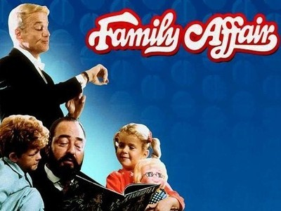 Family Affair (1966) tv show photo