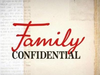 Family Confidential (AU) tv show photo