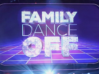 Family Dance Off tv show photo