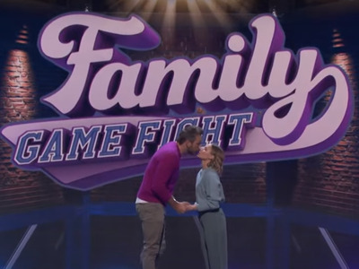 Family Game Fight tv show photo