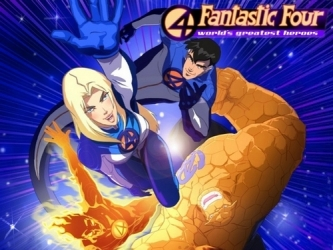 Fantastic Four tv show photo