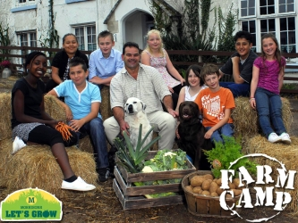 Farm Camp (UK)