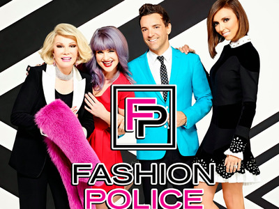 Fashion Police tv show photo
