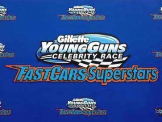 Fast Cars & Superstars -- The Gillette Young Guns Celebrity Race tv show photo