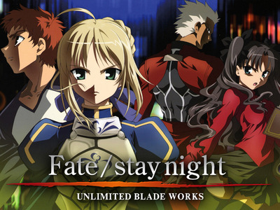 Fate/stay night: Unlimited Blade Works tv show photo