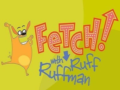 FETCH! With Ruff Ruffman tv show photo