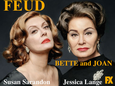 Feud: Bette and Joan tv show photo