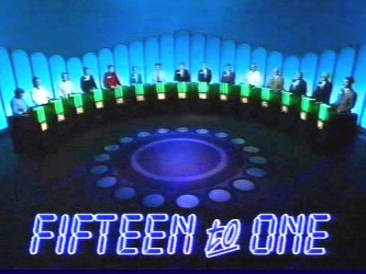 Fifteen To One (UK) tv show photo