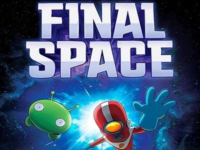 Final Space tv show photo