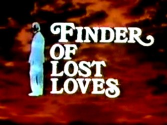 Finder of Lost Loves tv show photo