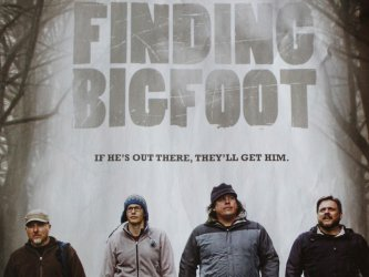 Finding Bigfoot tv show photo