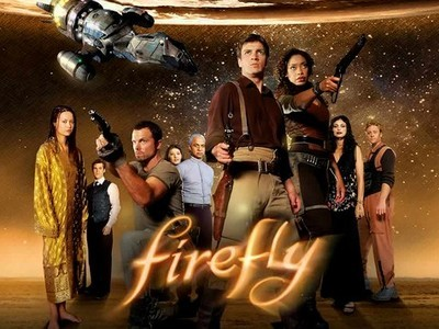 Firefly tv show photo