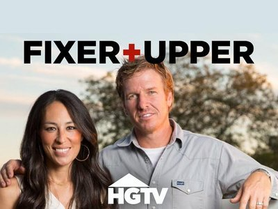 Fixer Upper tv show photo