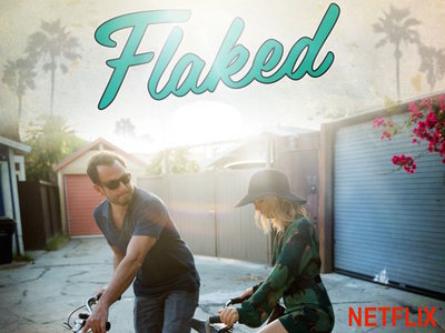 Flaked tv show photo