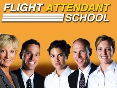 Flight Attendant School tv show photo