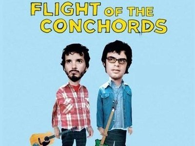 Flight of the Conchords tv show photo