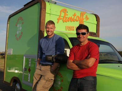 Flintoff: Lord of the Fries (UK)