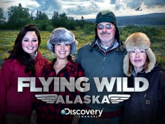 Flying Wild Alaska tv show photo