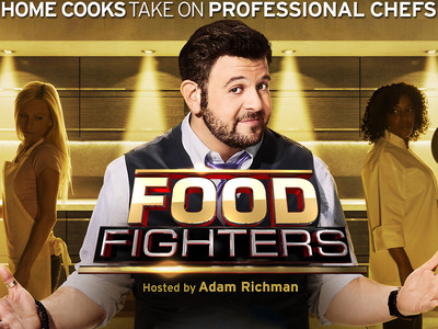 Food Fighters tv show photo