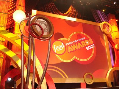 Food Network Awards 2007 tv show photo