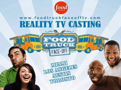 Food Truck Face Off Match Up On Toronto Islands