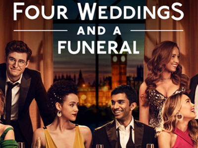 Four Weddings and a Funeral tv show photo