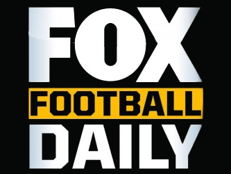 Fox Football Daily tv show photo