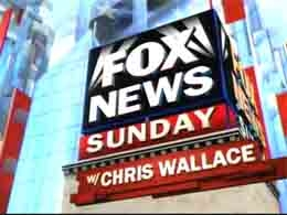 Fox News Sunday tv show photo
