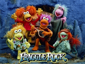 Fraggle Rock tv show photo