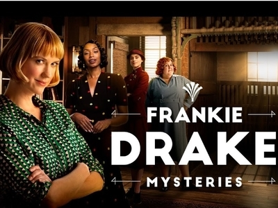 Frankie Drake Mysteries tv show photo