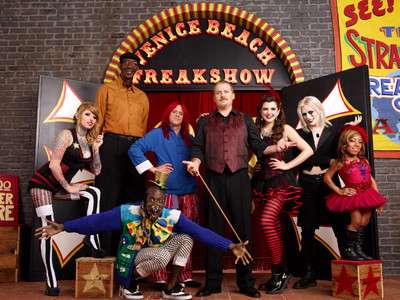 Freakshow tv show photo