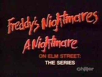 Freddy's Nightmares tv show photo