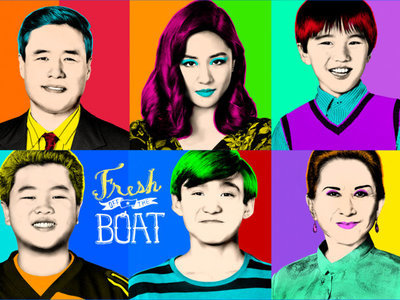Fresh Off The Boat tv show photo