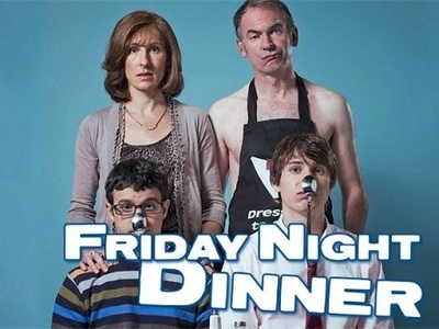 Friday Night Dinner (UK) tv show photo
