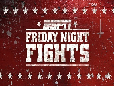 Friday Night Fights tv show photo
