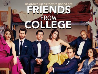 Friends from College tv show photo