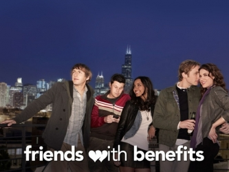 Friends With Benefits tv show photo