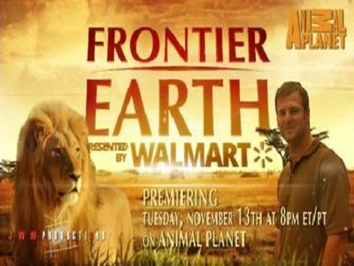 Frontier Earth with Dave Salmoni