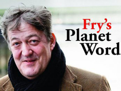 Fry's Planet Word (UK) tv show photo