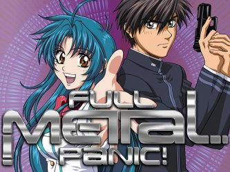 Full Metal Panic! tv show photo