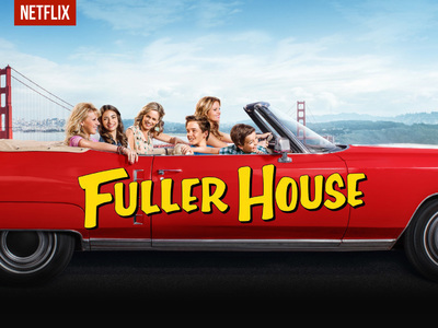 Fuller House tv show photo
