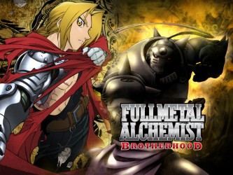 Fullmetal Alchemist: Brotherhood tv show photo