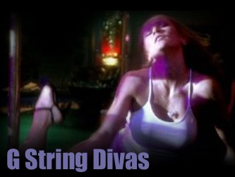 G String Divas tv show photo
