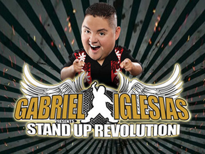 Gabriel Iglesias Presents Stand Up Revolution tv show photo