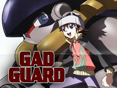 Gad Guard tv show photo