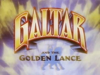 Galtar and the Golden Lance tv show photo