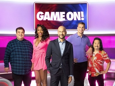 Game On! tv show photo