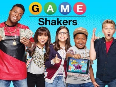 Game Shakers tv show photo